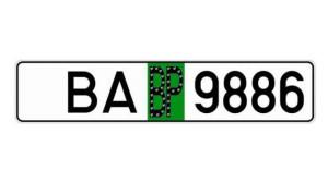 Замена транзитным номерам РБ