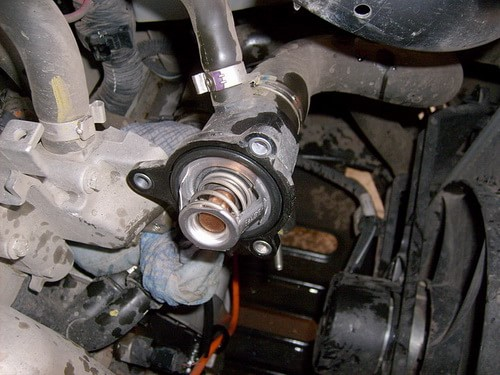 Замена термостат рено лагуна 2 термостатические клапаны ra-n и ra-ncx danfoss